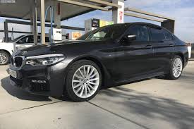 bmw 5 series m sport package 2017 bmw 530d xdrive with m sport package seen in germany