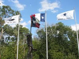 Texas Flag Image Texian Statue And Texas Flag Park Conroe Texas Texian Conroe