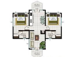 4 small villa floor plans spanish style house plans villa real 11