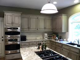 Kitchen Cabinets Glazed by Glaze Colors For Kitchen Cabinets Home Decorating Interior