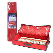 christmas wrap storage best in gift wrap storage helpful customer reviews
