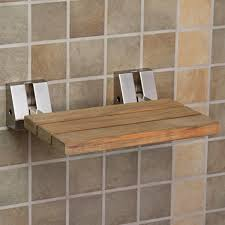 Wooden Shower Stool Bathroom Cedar Shower Bench Teak Corner Shower Bench