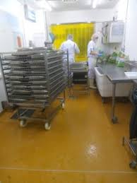 cuisine centrale elior visite de la cuisine centrale du prestataire elior en charge de la