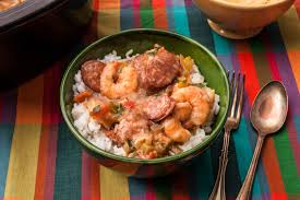 Quick And Easy Main Dish Dinner Ideas Southern Living Slow Cooker Shrimp Gumbo Recipe Chowhound