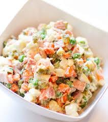 olivier cuisine olivier potato salad tatyanas everyday food