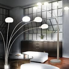 Wohnzimmer Lampe Dimmen Stehlampe Aus Nickel Und Glas Und Dimmer Classic Style Lampen