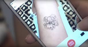 tattoo design trial run how to try on a tattoo before you ink it inkhunter u0027s ar tattoo app exits beta on android as startup looks