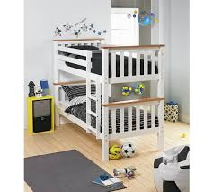 Buy Collection Heavy Duty Bunk Bed Frame White And Pine At Argos - Heavy duty bunk beds