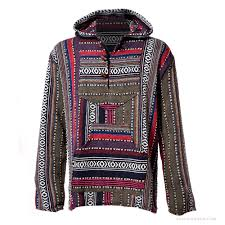baja sweater hippie shop rug baja hoodies