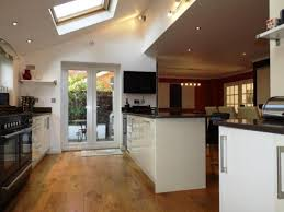 Kitchen Diner Extension Ideas L Shaped Kitchen Extensions