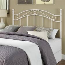 make the prettier bedroom with metal headboards queen bedroomi net
