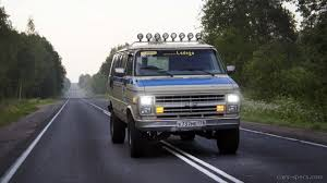 1990 chevrolet chevy van information and photos zombiedrive