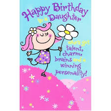 birthday card sayings daughter winclab info