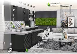 The Sims 2 Kitchen And Bath Interior Design Simcredible Home Facebook