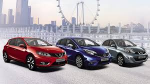 new nissan 2017 new vehicles discover our range nissan