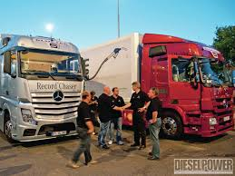 world record fuel economy challenge diesel power magazine