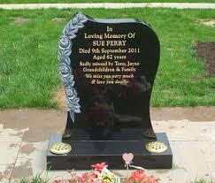 headstones and memorials bespoke memorials memorials of distinction