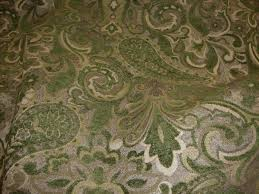 Textured Chenille Upholstery Fabric Paisley With Floral Chenille Upholstery Drapery Fabric By The Yard