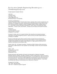 System Engineering Resume Machinist Resume Example With Regard To Resume For Seamstress
