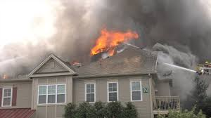 Graham Wa Wildfire by 3rd Alarm At Apartment Building Fire In Upper Macungie Pa Youtube