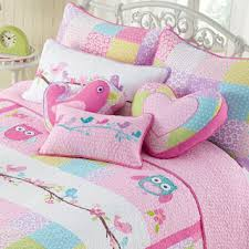 Kids Twin Comforter Set Kids Collection Owl 4 Piece Comforter Set Overstock Shopping
