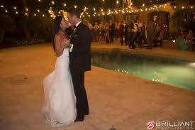 backyard wedding lighting market lights del mar san diego 1