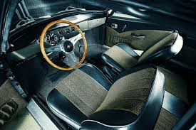 Karmann Ghia Interior Connect