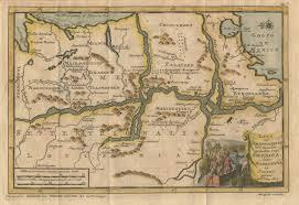 Hernando De Soto Route Map by Antique Map Of America Van Der Aa 1707 Hjbmaps Com U2013 Hjbmaps Com