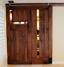 Sliding Barn Doors With Glass by Fine Ideas Furniture Sliding Barn Door