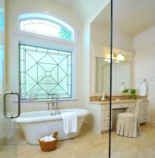 decorating pretty bathroom windows treatments ideas baffling