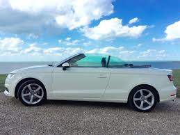 convertible audi white audi a3 cabriolet tsfi sport 1 4 white beautiful condition and