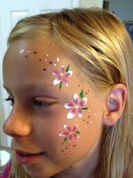 easy face painting ideas face painting by jennifer van