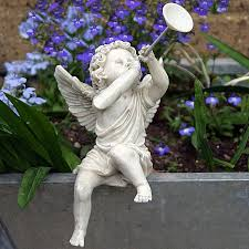 best 25 cherub ideas on statues angelic