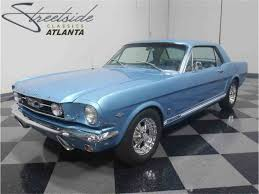 All Black Mustang For Sale 1966 Ford Mustang Gt For Sale On Classiccars Com 15 Available