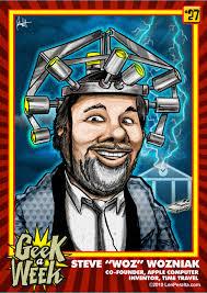 Challenge And Steve Len Peralta S A Week A Week Challenge 27 Steve Wozniak