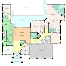 custom house floor plans custom house plans popular home homes floor design plan