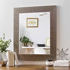 Frames For Mirrors In Bathrooms Framed Mirrors Bathroom Mirrors Kirklands