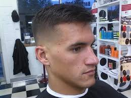 Fade Haircut White Guy Who Says Women Can U0027t Be Great Barbers