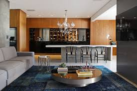 a stylish contemporary apartment in londrina best home designs