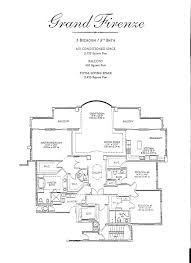 absolute towers floor plans toscana