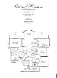 Parkland Residences Floor Plan by Toscana