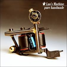 handmade custom luo u0027s machine tattoo machine gun set discount x