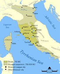 Montepulciano Italy Map by Etruscan Cities Wikipedia