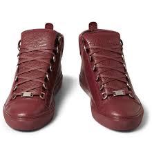 boot red balenciaga arena sneakers kulaperry outlook balenciaga