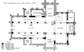 Salisbury Cathedral Floor Plan by Calne Churches British History Online