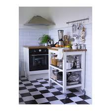 stenstorp kitchen cart ikea maybe more of a fit with the style
