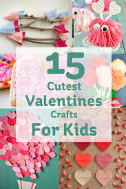 15 cute valentines crafts for kids http diyhomesweethome com 15