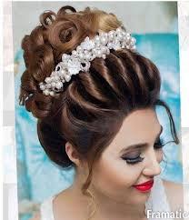Arabische Hochsteckfrisurenen Hochzeit by 2161 Besten Wedding Hair And Dresses 2 Bilder Auf