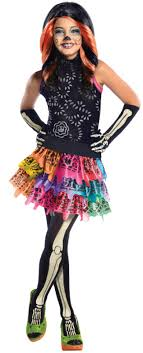 skelita calaveras girl s high skelita calaveras costume kids costumes