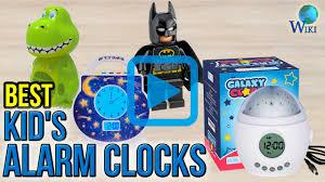 Cool Digital Clocks Top 10 Kid U0027s Alarm Clocks Of 2017 Video Review